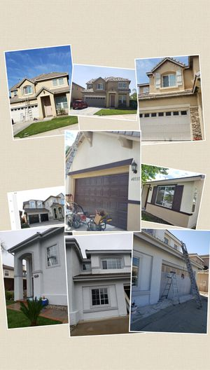 painter exterior and interior epoxy garge floors repaint kitchen cabinets licence and insure for Sale in Murrieta, CA