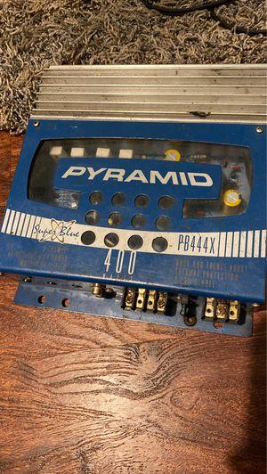 Pyramid 400 watts amplifier for Sale in Dublin, CA
