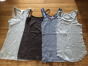 H&M, Converse Cotton Tank Top Bundle for Sale in Martinsburg, WV