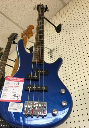 Ibanez electric guitar for Sale in Pasadena, TX