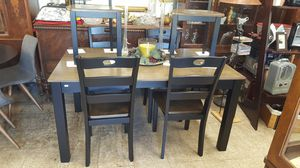 Super Nice Brand New Wood Kitchen Dining Table & 6 Chairs for Sale in Chicago, IL