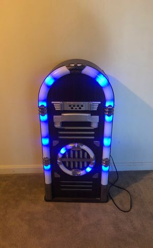 Bluetooth Jukebox Speaker for Sale in Glen Burnie, MD