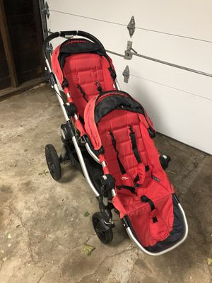 Baby Jogger City Select double stroller for Sale in Bogota, NJ