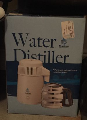 Water distiller for pure and safe self-made distilled water for Sale in Navarre, FL