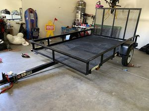 5.5 x 8.5 trailer for towing for Sale in North Las Vegas, NV