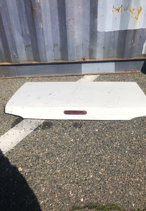 91-94 Mazda Miata fenders doors trunk an hood parts only for Sale in Citrus Heights, CA