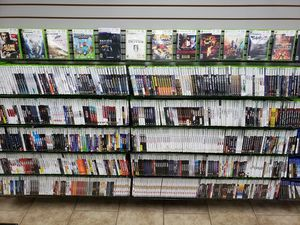 Xbox 360 Games - over 2,000 in stock 🕹️ 𝐈𝐅 𝐘𝐎𝐔 𝐒𝐄𝐄 𝐌𝐘 𝐀𝐃, 𝐈𝐓𝐒 𝐒𝐓𝐈𝐋𝐋 𝐀𝐕𝐀𝐈𝐋𝐀𝐁𝐋𝐄 🕹️ for Sale in Goodyear, AZ