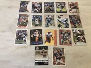 Football collection cards 69 for Sale in Gilbert, AZ