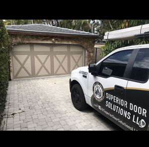 Garage door hurricane proof installation included for Sale in Miami, FL