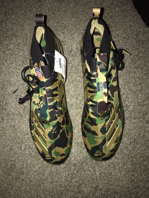 BRAND NEW BAPE CLEATS for Sale in Bristol, PA