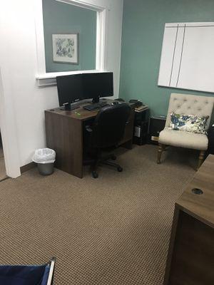 Office furniture - computer desk/task desk for Sale in San Diego, CA