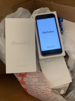 iPhone 6s for Sale in Carson,  CA