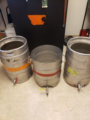 3 keggle brewing system for Sale in Lewis McChord, WA