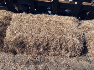 Hay Bale for Sale in Belmont, CA