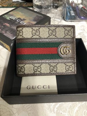 Gucci Ophidia Wallet (Brown) for Sale in Dallas, TX