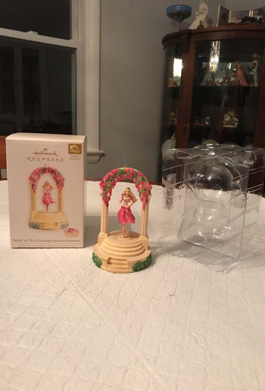 Holiday Barbie Hallmark Keepsake