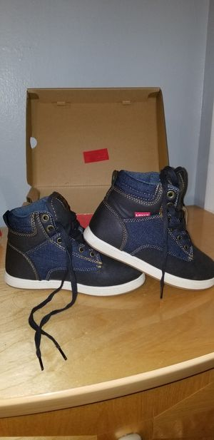 Levi boys shoes for Sale in Dallas, TX