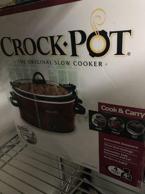 Brand new crock pot for Sale in Estero, FL