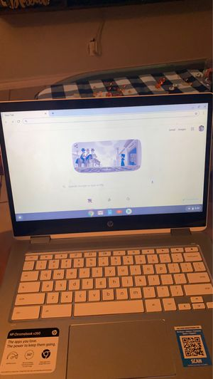 HP chromebook perfect condition for Sale in Corpus Christi, TX