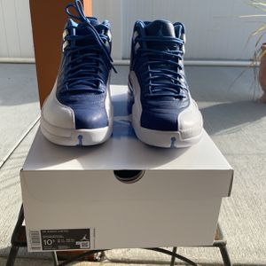 Retro 12 Indigo for Sale in Murfreesboro, TN