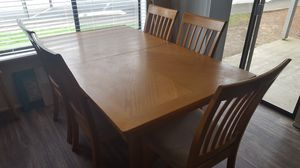 Medium/Large Family Table for Sale in Oregon City, OR