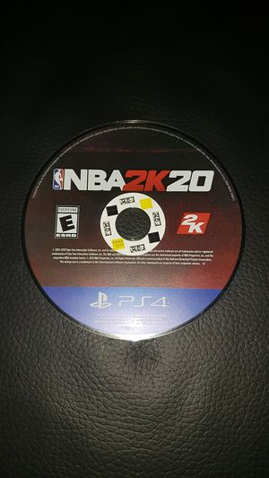 NBA 2K 20 for Sale in Las Vegas, NV