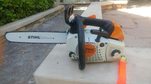 Stihl ms-201t Arborist TopHandle Chainsaw for Sale in Las Vegas, NV