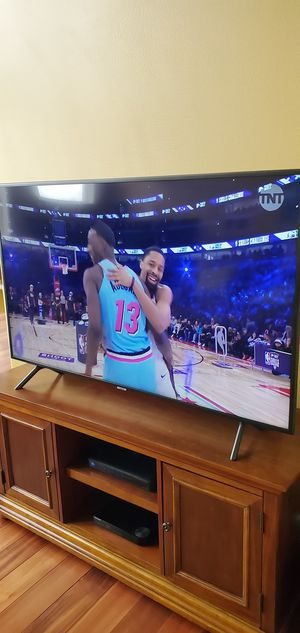 """58 """"Samsung 4K LED Smart TV for Sale in Puyallup, WA"""