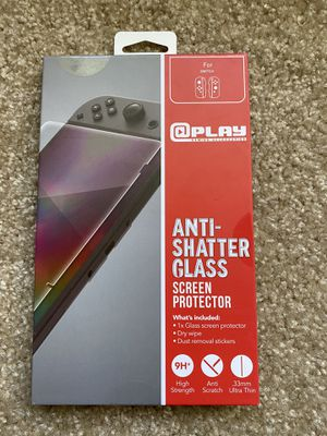Anti Shatter Glass for Nintendo Switch for Sale in Seattle, WA