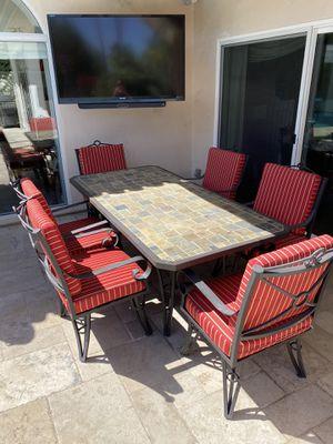 Cast Iron Outdoor Furniture ser for Sale in Scottsdale, AZ