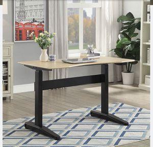 "BACK TO SCHOOL SPECIAL; Spacious Manually Adjustable beige desk 47"" for Sale in Brea, CA"