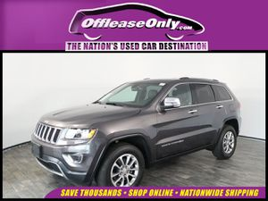 2016 Jeep Grand Cherokee for Sale in North Lauderdale, FL