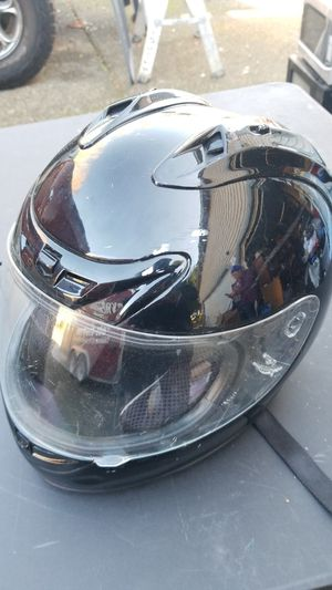 Black Fuel Motorcycle Helmet for Sale in Kent, WA