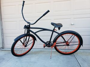 "26"" rat rod beach cruiser for Sale in Tolleson, AZ"