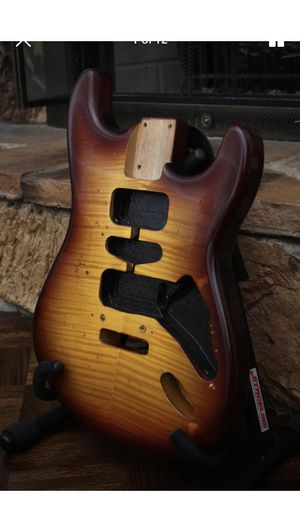 Stratocaster Bodies / Custom Finishes for Sale in Dallas, TX
