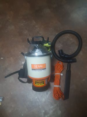 Commercial vacuum cleaner for Sale in San Diego, CA