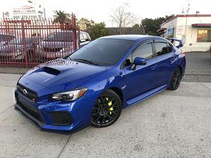 2019 Subaru WRX STI for Sale in Fontana, CA
