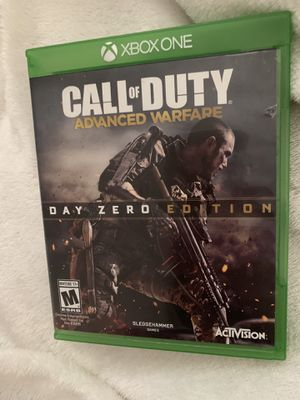 Xbox call of duty for Sale in Santa Maria, CA