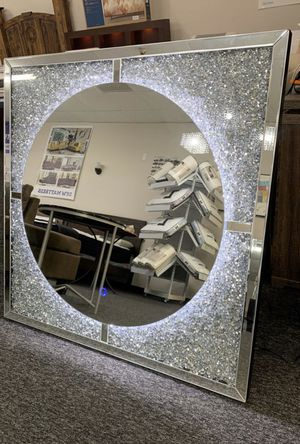 Brand New Wall mirror with LED LIGHTS (Financing & Delivery available) for Sale in Carrollton, TX