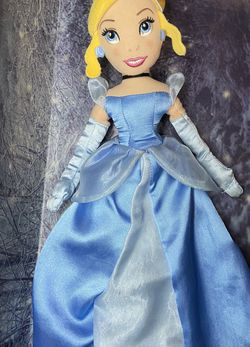 Disney parks Cinderella Plush Doll for Sale in Long Beach,  CA