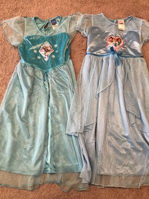 Girls Disney Princess Dresses for Sale in Renton, WA