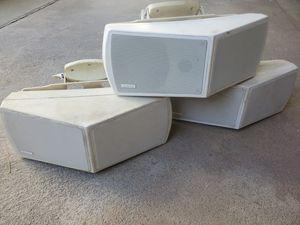 SpeakerCraft outdoor speakers for Sale in Redlands, CA