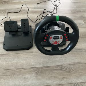 Doyo Pro Sport Racing Wheel for Sale in Lake Stevens, WA