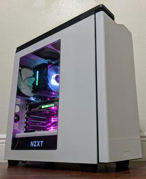 I7 8700K 5GHZ RTX 2080 1TB SSD 16GB DDR4 750W PSU Z370 4K VR RGB Gaming Computer Desktop PC Computadora De Juegos for Sale in Orlando, FL
