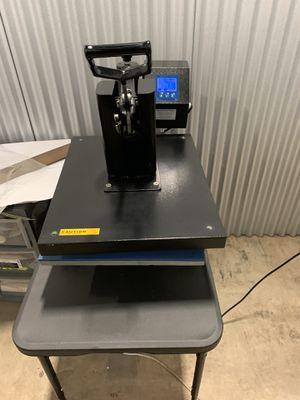 Ricoma 16x20 swing away heat press for Sale in Springfield, VA