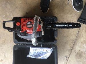 Chainsaw for Sale in Stockton, CA