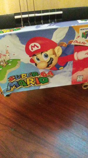 Nintendo 64 and Super Nintendo and games for Sale in West Valley City, UT