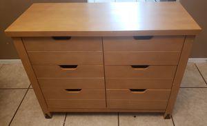 6-Drawer Dresser, Rustic Natural for Sale in Las Vegas, NV