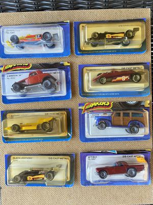 Vintage 1982 Hot Wheels Real Riders Still New In Package for Sale in San Diego, CA