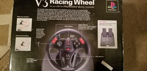 Racing wheel Playstation 2 remote for Sale in Taylorsville, UT